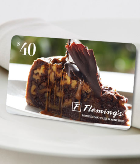 40 Dining Credit Inset